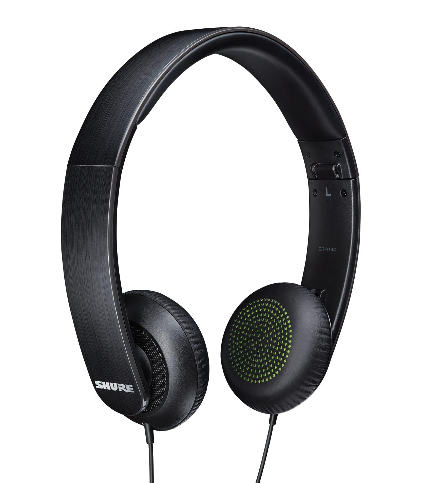 Shure - SRH144 Portable Semi Open Headphones - Melody House