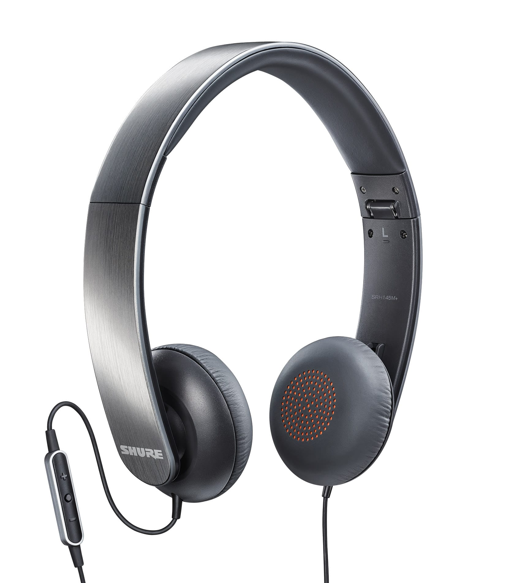Buy Shure - SRH145M Portable Headphones w 3 button control
