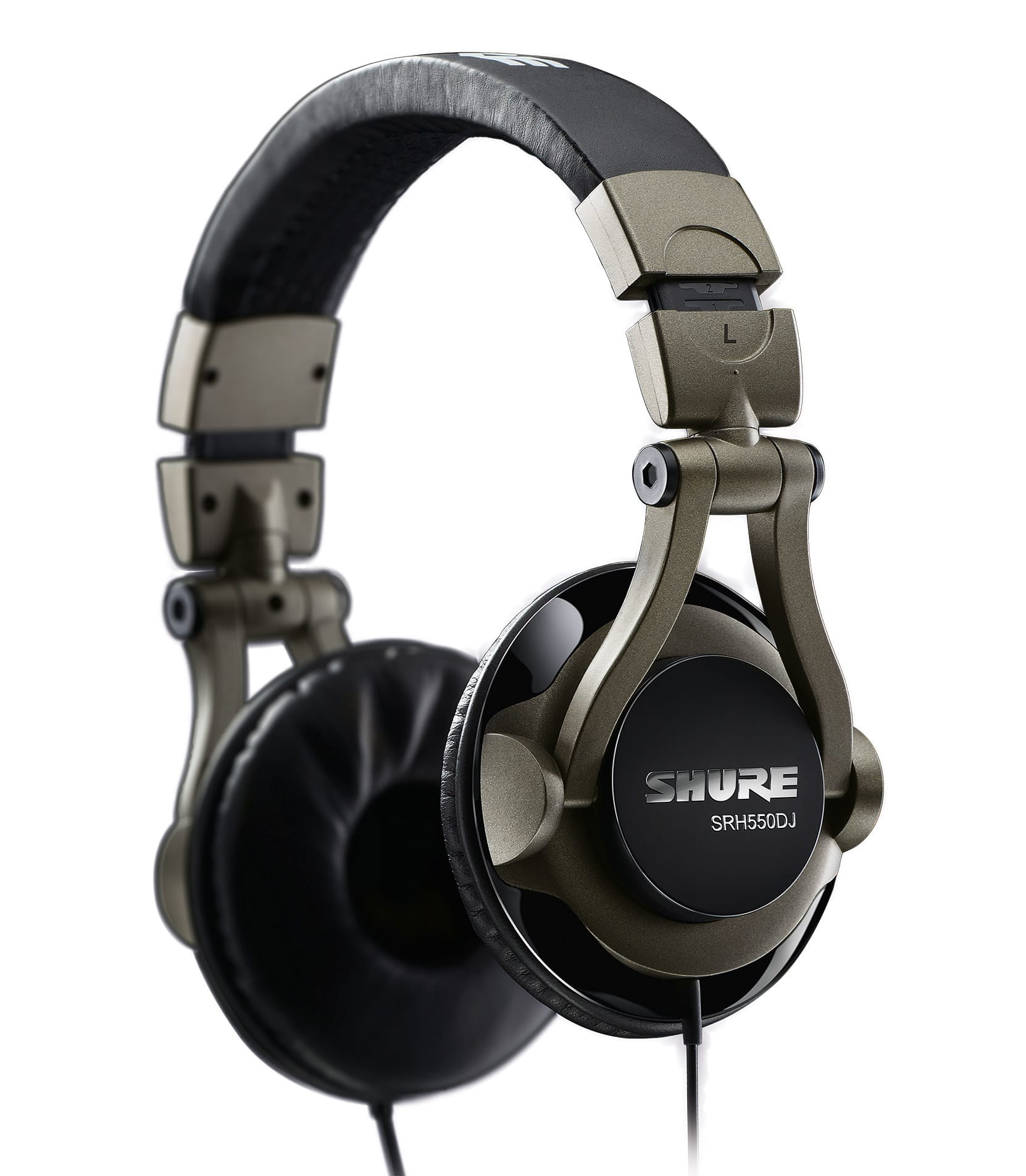 Buy Shure - SRH550DJ E Professional Quality DJ Headphones