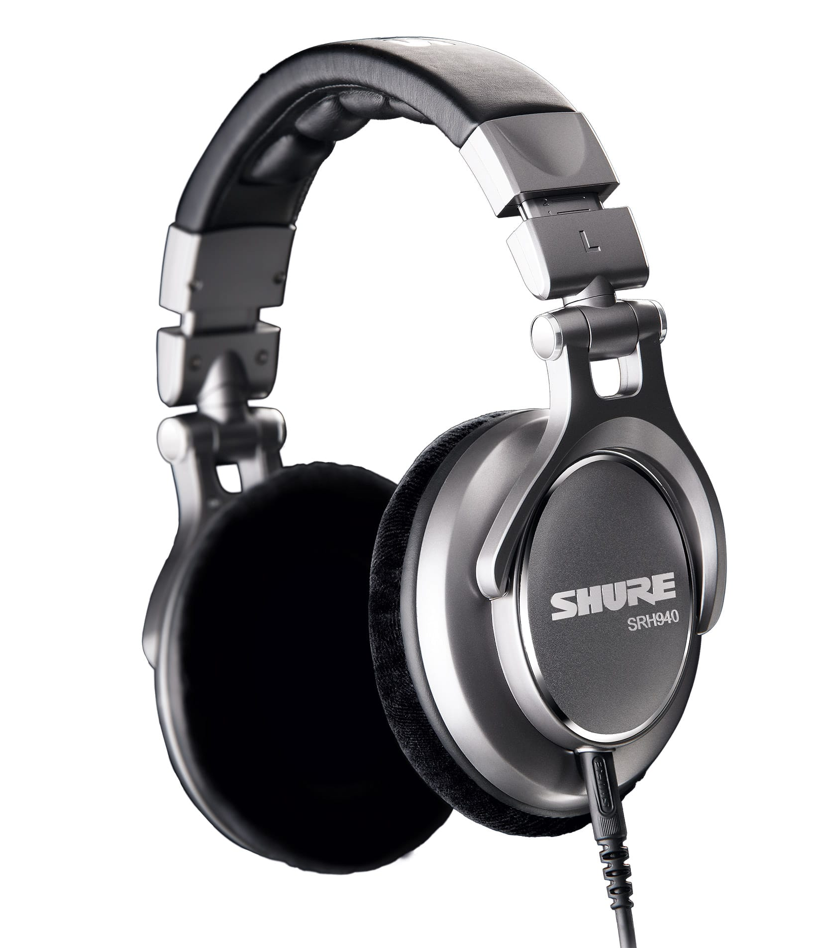 shure - SRH940 E Professional Reference Headphones - Melody House Musical Instruments