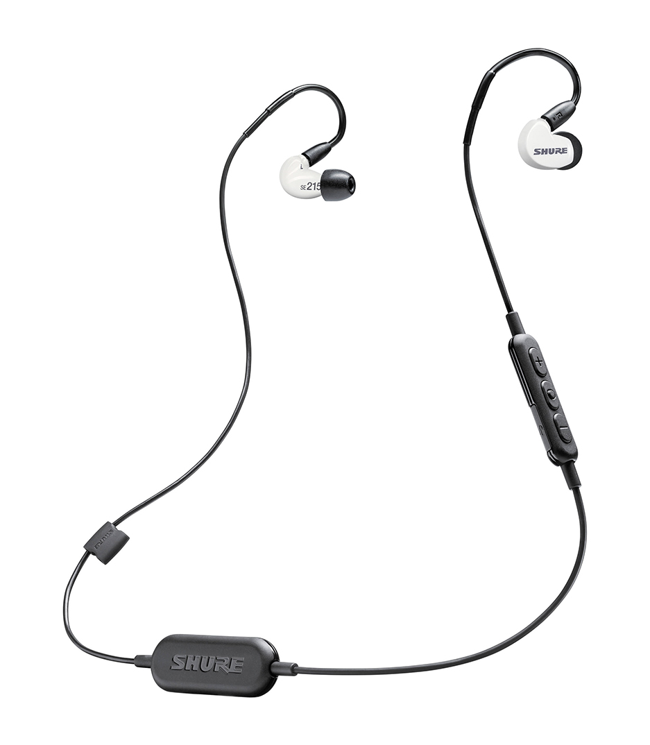 Buy Shure - SE215SPE W BT1 EFS
