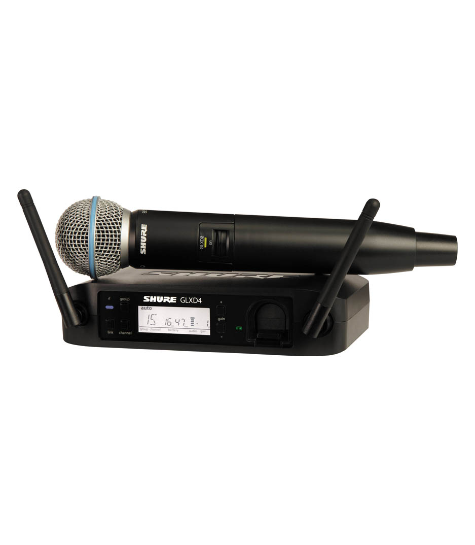 Buy Shure - GLXD24UK B58 Z2