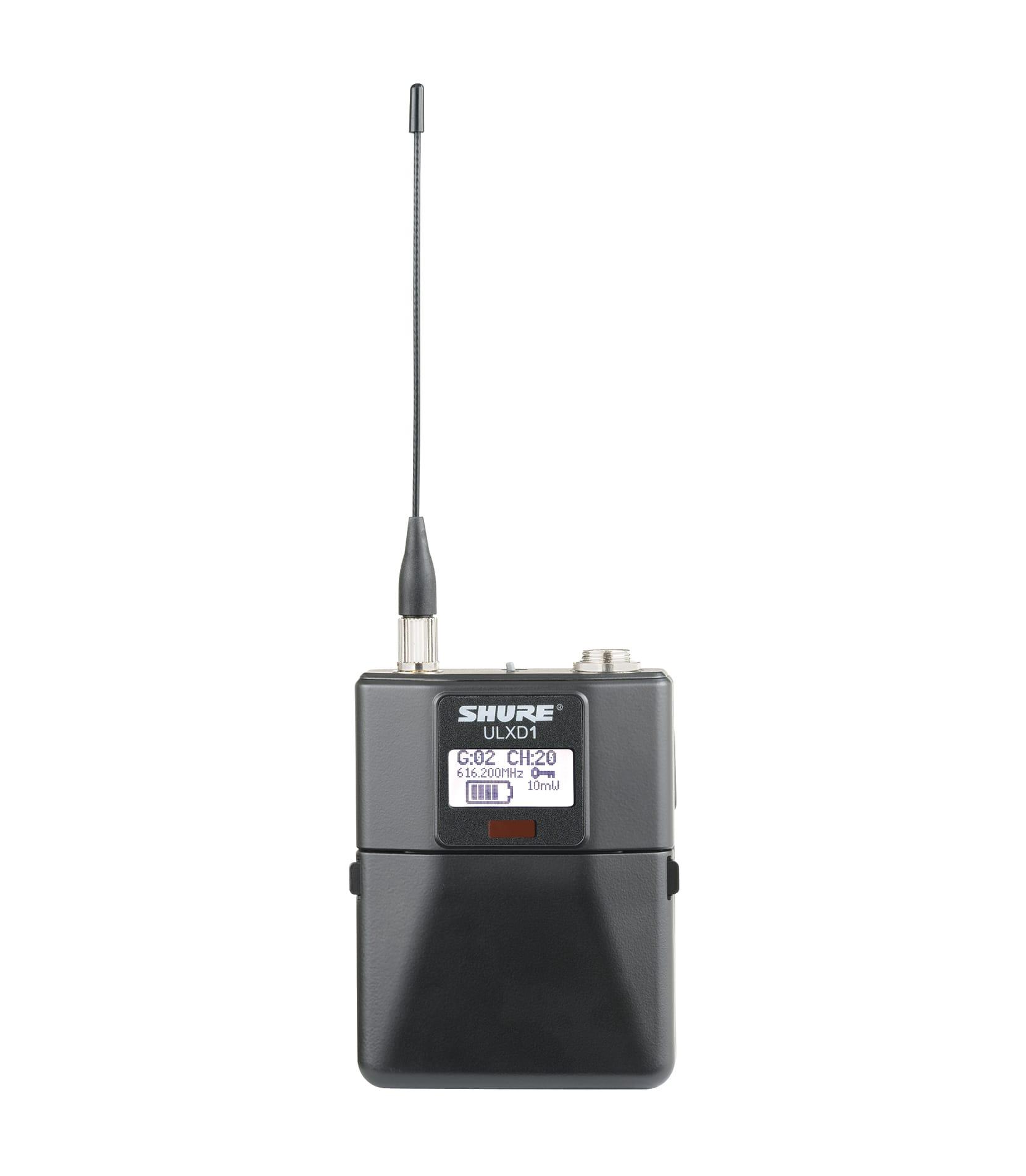 ULXD1 K51 Bodypack Transmitter