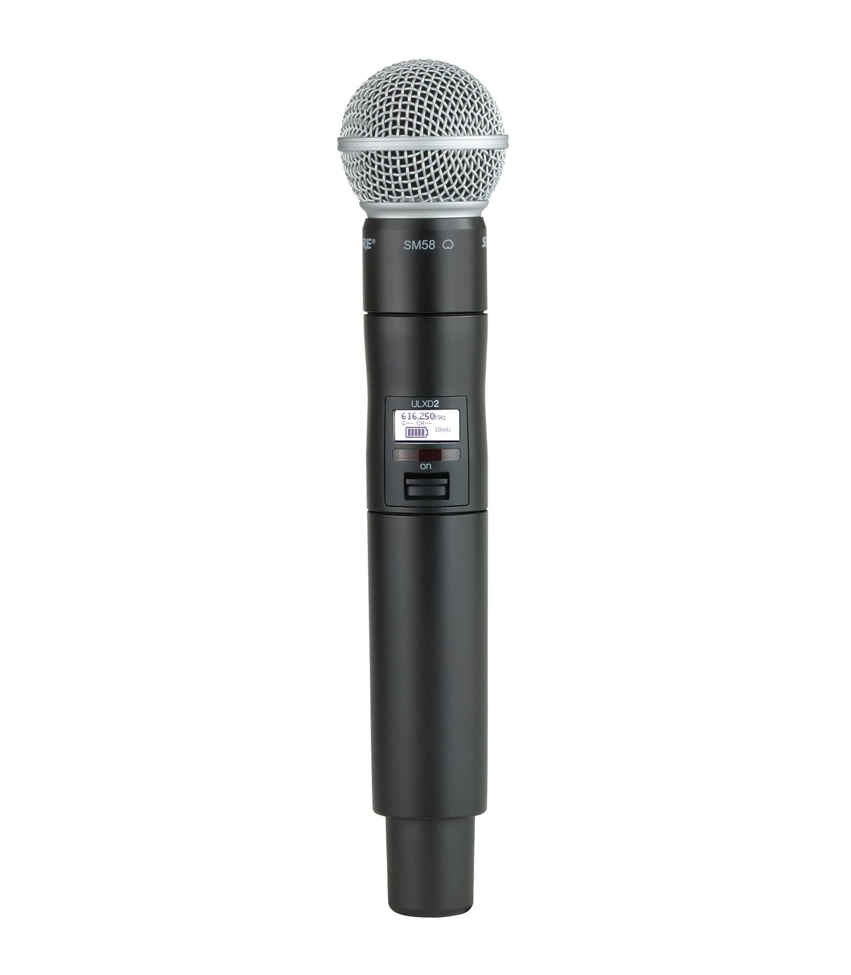 ULXD2 SM58 K51