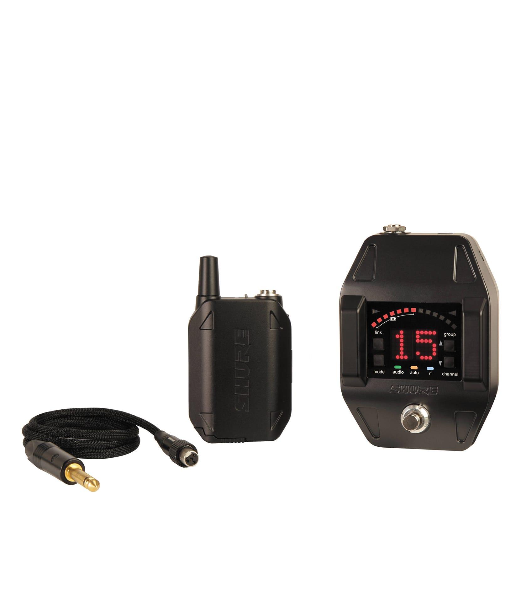 Buy shure - GLXD16UK Z2