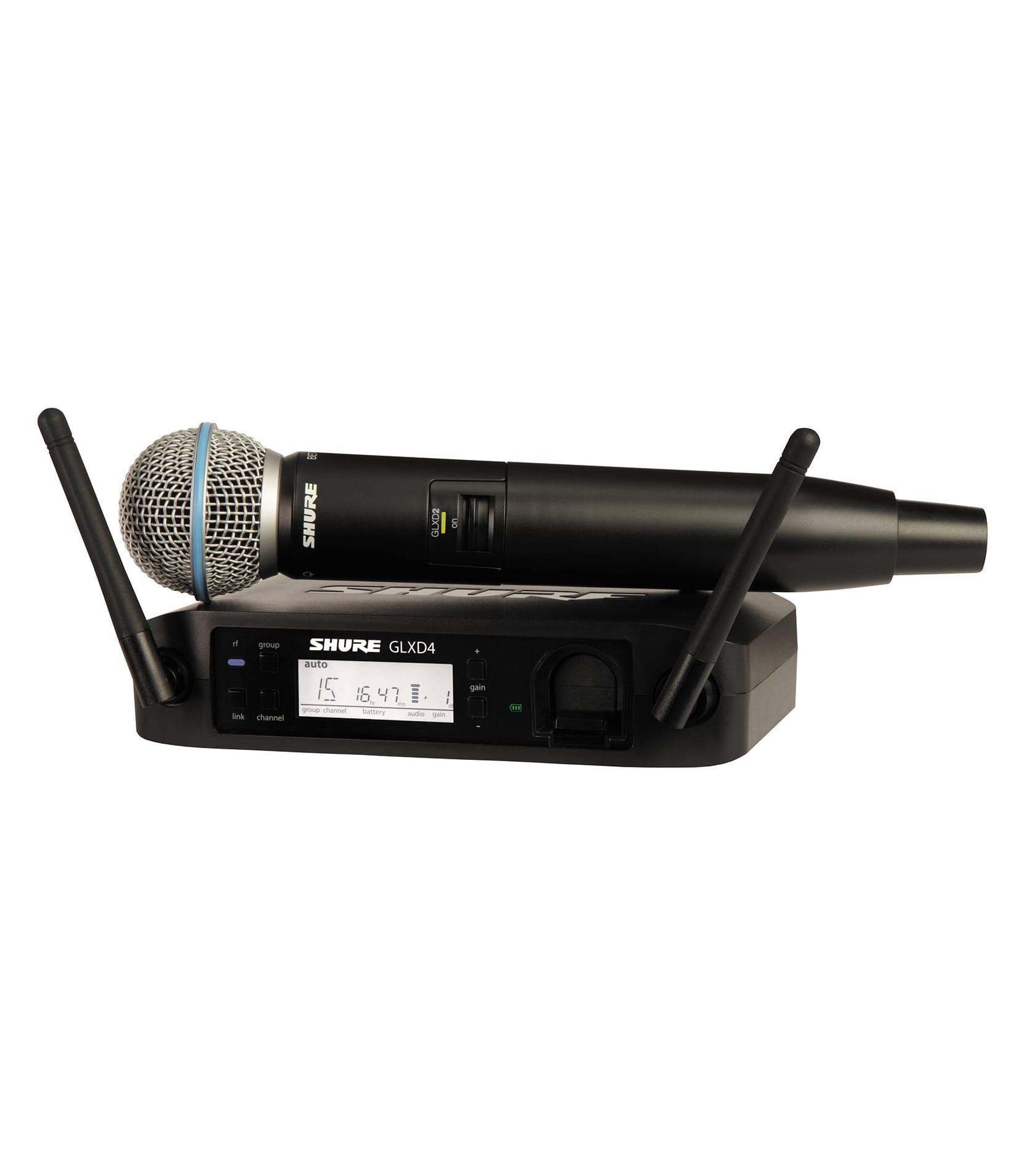 Buy Shure - GLXD24UK SM58 Z2