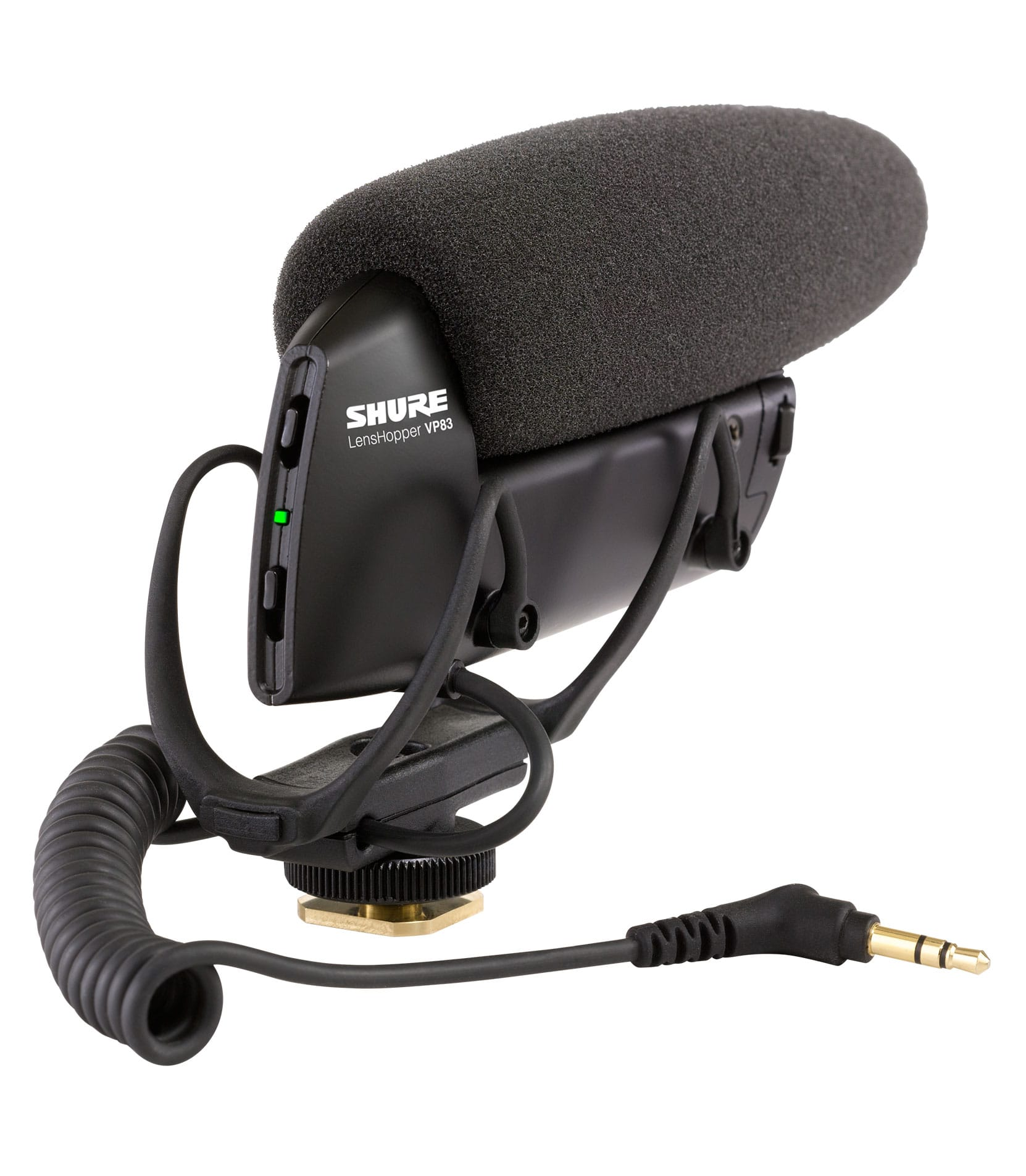 Shure - VP83 Lobar Condenser Camera Mount Shotgun Mic - Melody House Musical Instruments