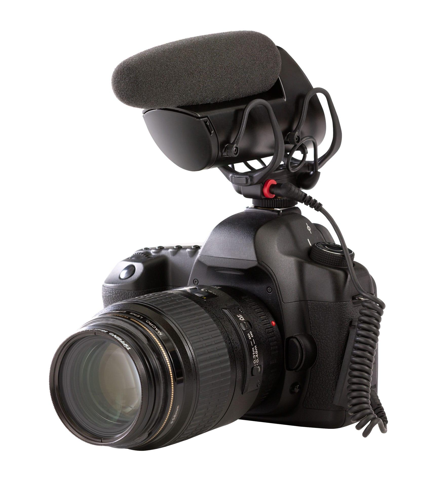 VP83F Camera Shotgun Microphone - Buy Online