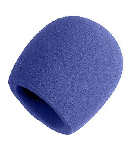 buy shure a58ws blu windscreen assembly for sm58 blue colour