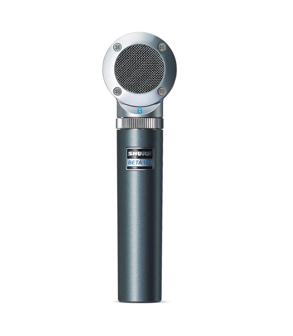 buy shure beta 181 bi side address condenser microphone