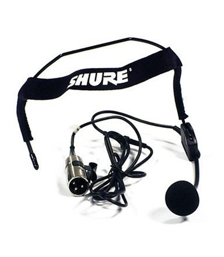 Shure - WH20XLR - Melody House Musical Instruments