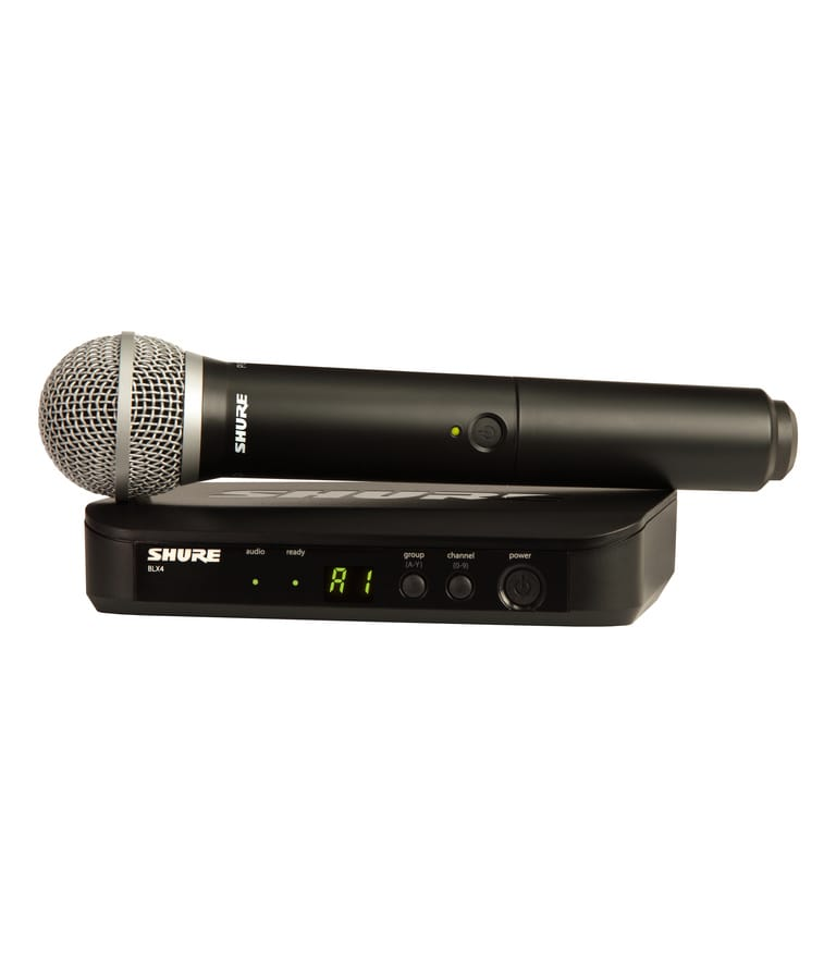 Buy Shure - BLX24UK PG58X K14