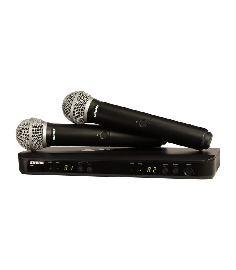 buy shure blx288uk pg58x k14