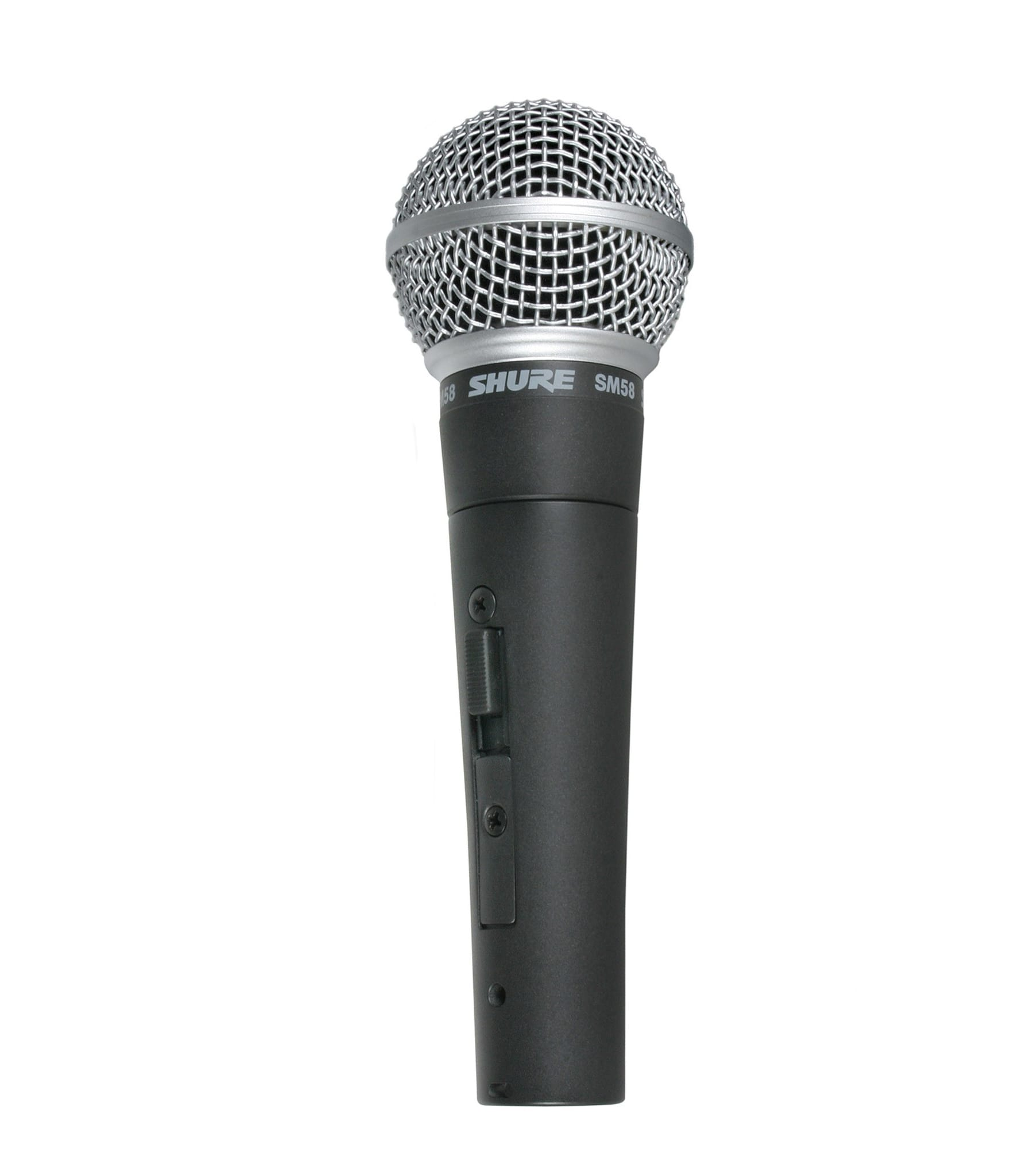 Shure - SM58SEX Cardioid Dynamic Vocal Mic with Switch