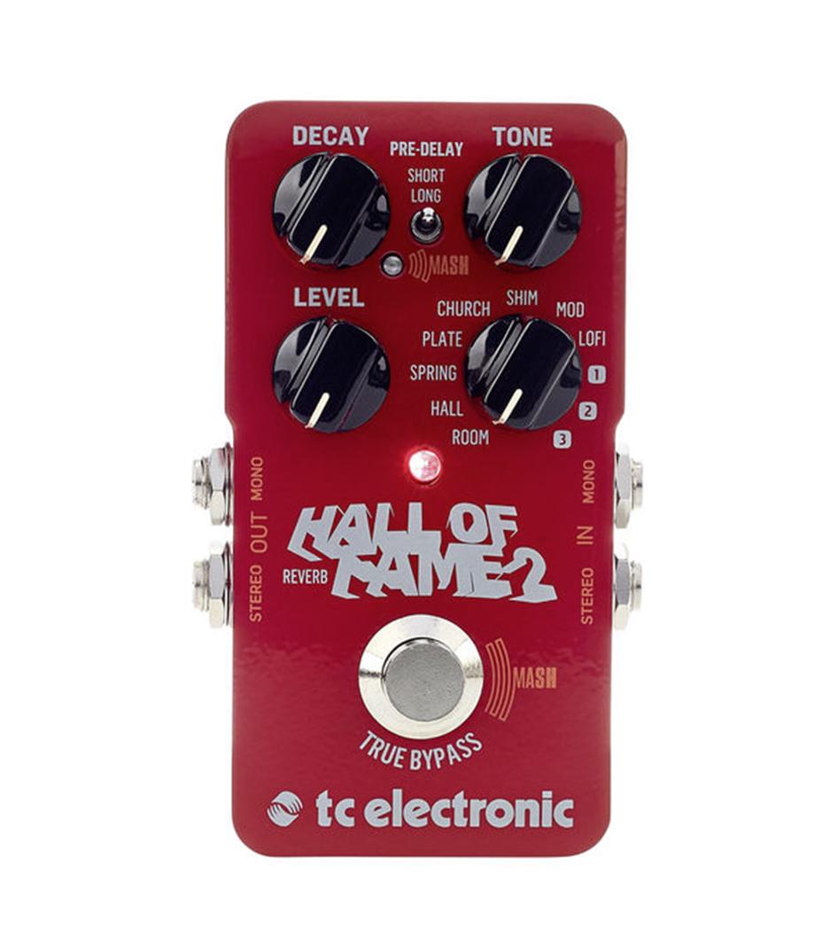 TC Electronics - HALLOFFAME2REVERB