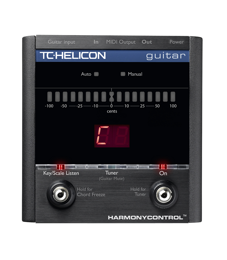 TC Electronics - Harmony Control - Melody House Musical Instruments
