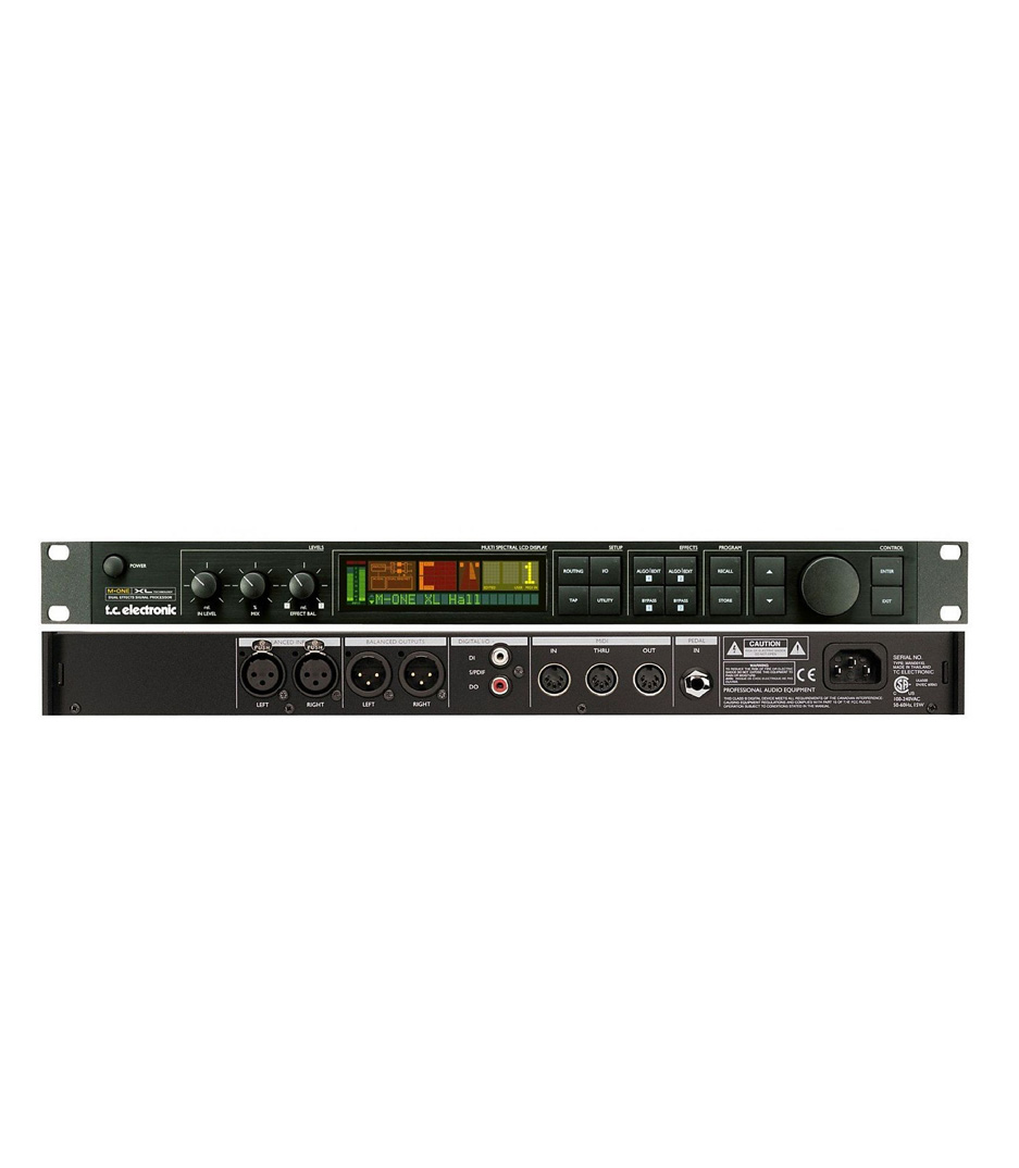 Buy tc electronics Reverb and Multi Effects Rack for Live or Studio Melody House