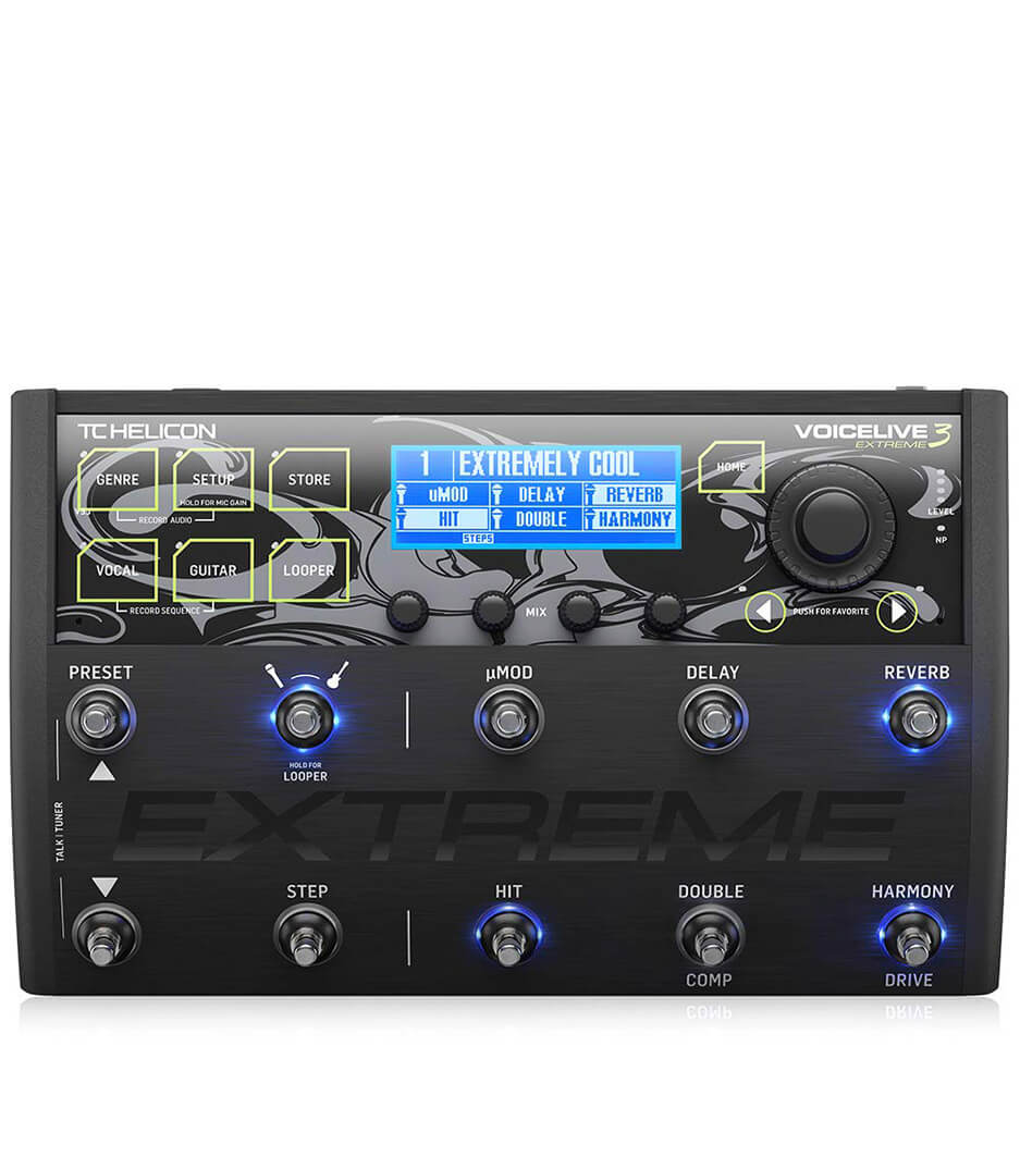 TC Electronics - VOICELIVE3EXTREME