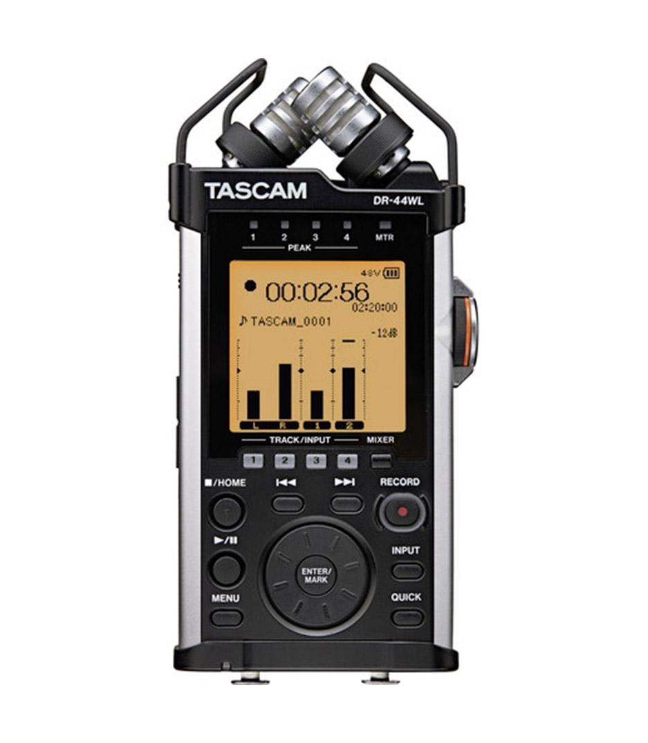 Tascam - DR 44WL Portable Digital Recorder