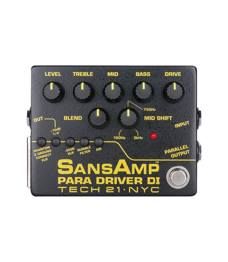 buy tech21 pmdi v2 sansamp para driver di v2 instrument pre