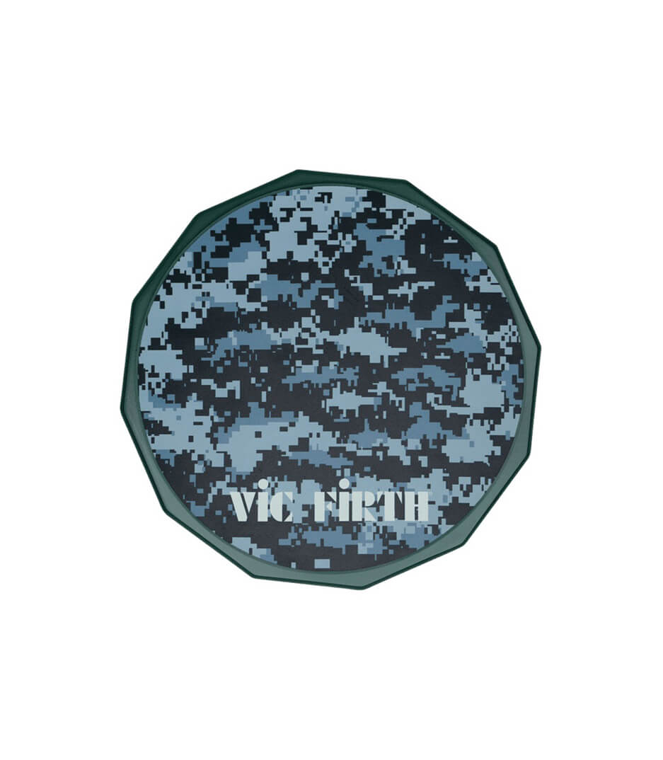 Vicfirth - VXPPDC06 Digital Camo Practice Pad 6