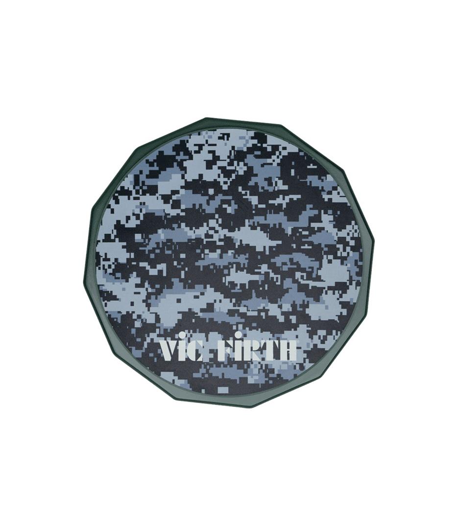 Vicfirth - VXPPDC12 Digital Camo Practice Pad 12