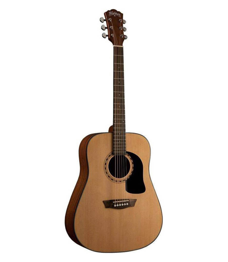 buy washburn ad5k dreadnaught acoustic guitar natural finish