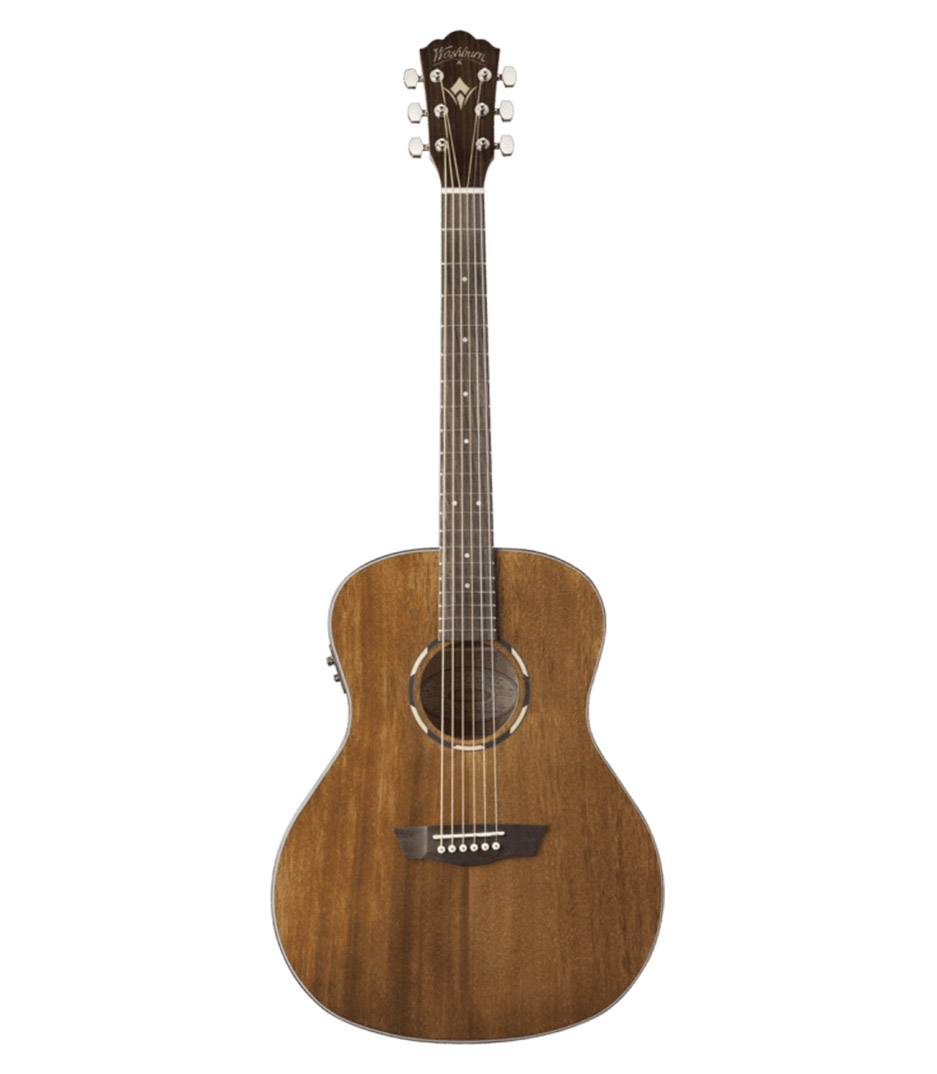 Washburn - WLO12SEOU Woodline Orc Acoustic Electric Guitar