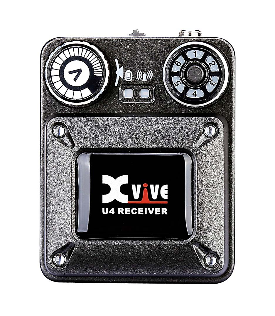Xvive - U4 In Ear Monitor Wireless System - info@melodyhousemi.com