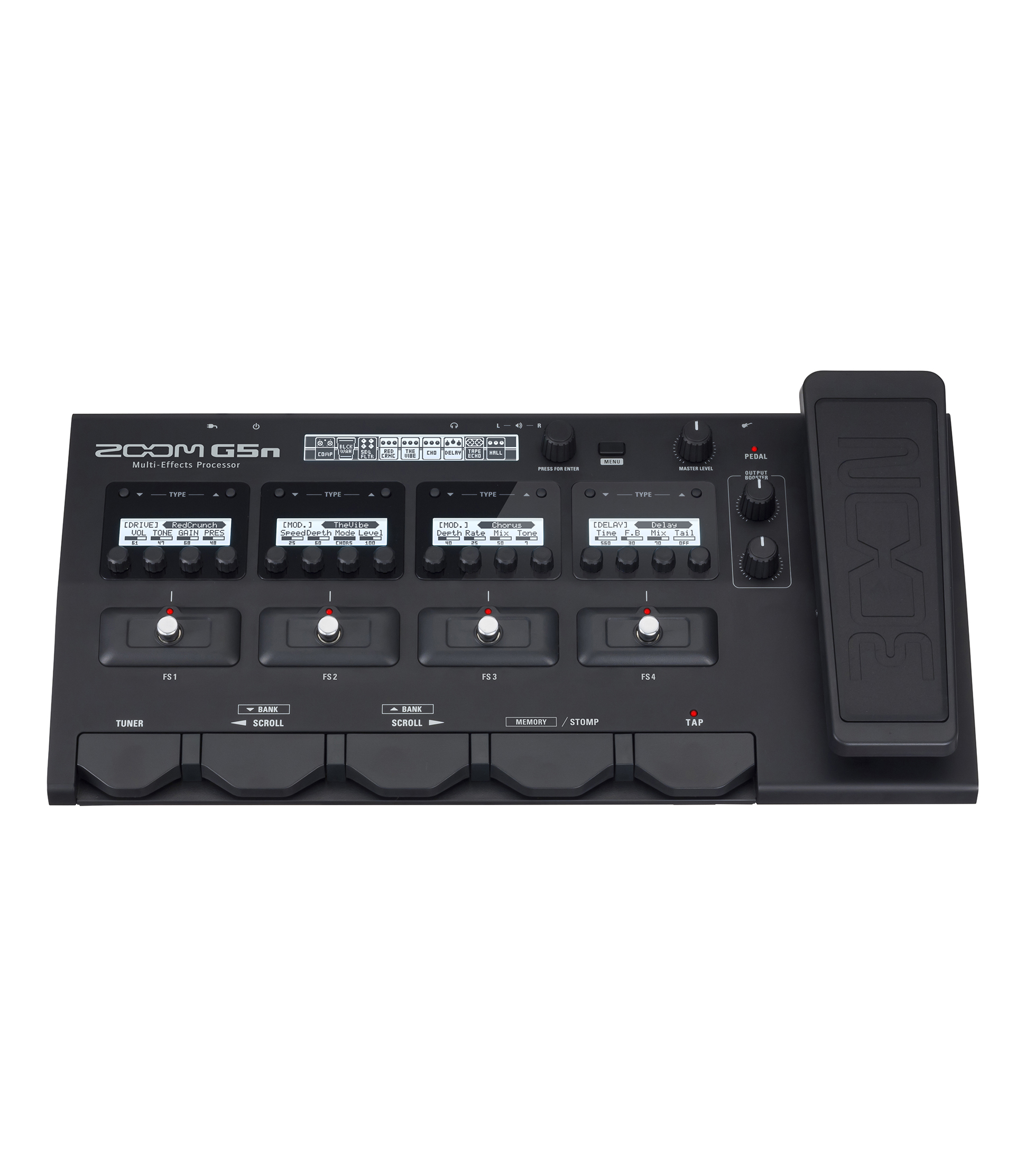 Buy Zoom G5N Guitar Multi Efect Pedal Melody House